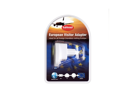 European Visitor Adapter