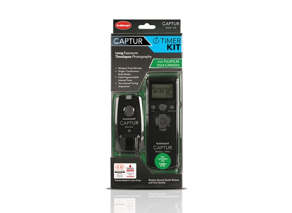 Captur Timer Kit for Fujifilm