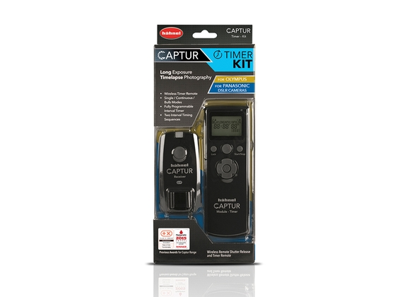 Captur Timer Kit for Olympus / Panasonic